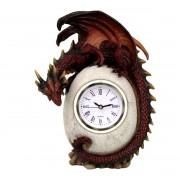 dekorace (hodiny) Timeless Guardian - D1980F6