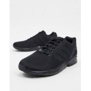 adidas Originals ZX Flux trainers in triple black - male - Black - Size: 10