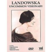 VIDEO ARTISTS INTL Wanda Landowska - Uncommon visionära [DVD] USA import