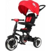 Tricicleta pliabila QPlay Rito pentru copii Rosu