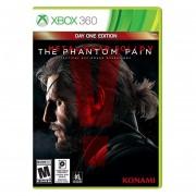 Xbox 360 Juego Metal Gear Solid V The Phantom Pain
