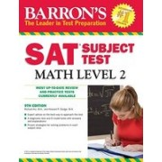 Barron's SAT Subject Test Math Level 2