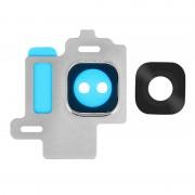 Avizar Lente Protetora Prateada de Câmara Traseira para Samsung Galaxy S8