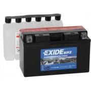 Exide 12V 6,5Ah ET7B-BS motorkerékpár akkumulátor