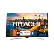 "Hitachi Tv hitachi 43"" led 4k uhd/ 43hl15w69/ hdr10/ smart tv/ wifi/ bluetooth/ 3 hdmi/ 2 usb/ modo hotel/ a+/ dvb t2/cable/s2"