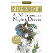 A Midsummer Night's Dream (Signet Edition), Hardcover/William Shakespeare
