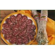 Salchichon iberico de bellota Monteparra Guijuelo 1,2 -1,4 kg.