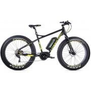 "Bicicleta Electrica Leader Fox Fat Borgo 26"" 2018"