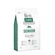 Brit Care Senior All Breed Lamb & Rice 3kg - sucha karma dla starszych psów jagnięcina ryż 3kg Dostawa GRATIS od 99 zł + super okazje