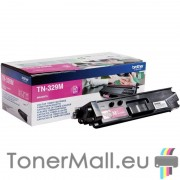Тонер касета Brother TN-329M (Magenta)