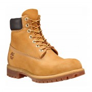 Timberland Boots 12909 Wheat Yellow Size 4