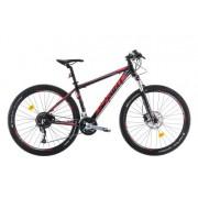 Велосипед Sprint APOLON PRO 27.5 x440, BLACK, RED