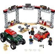 LEGO Speed Champions 75894 1967 Mini Cooper S Rally és 2018 MINI John Cooper Works Buggy