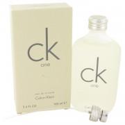 CK ONE by Calvin Klein Eau De Toilette Spray (Unisex) 3.4 oz
