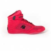 Gorilla Wear High Tops Red - 38