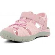Leaf Salo Sandal, Light Pink 30