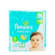Pampers Scutece nr.5 11-16 kg 30 buc Baby-Dry