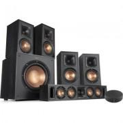 Klipsch RW51M x2, RW34C, RW100SW, Axiim wireless audio system