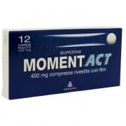 Momentact 400 mg 12 compresse rivestite con film