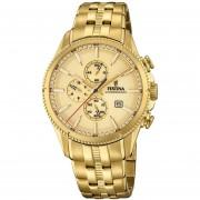 Reloj F20418/1 Dorado Festina Hombre Prestige Festina