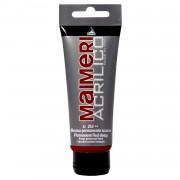 Culoare Maimeri acrilico 75 ml permanent red deep 0916253