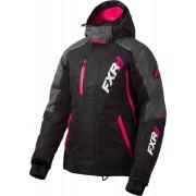 FXR Vertcal Pro Ladies Jacket Black Pink XL 2XL