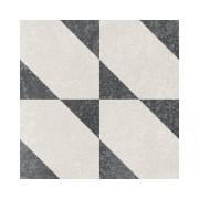Gresie portelanata mata Scandic Decor 11 18,6x18,6 cm