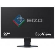 EIZO EV2750-BK LED-monitor 68.6 cm (27 inch) Energielabel A (A+ - F) 2560 x 1440 pix WQHD 5 ms DisplayPort, HDMI, DVI IPS LED