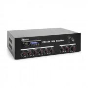 Power Dynamics PBA120 100V Verstärker 120 W USB/SD MP3 Bluetooth