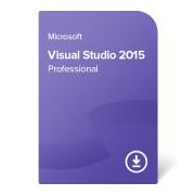 Microsoft Visual Studio 2015 Professional, C5E-01235 elektronički certifikat