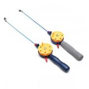 Mini Ice Fishing Rod With Fishing Reel Ultralight