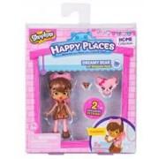 Jucarie Giochi Preziosi Shopkins Happy Places Dreamy Bear Lil Shoppie Pack Cocolette