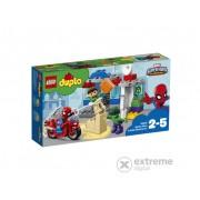 LEGO® DUPLO® Super Heroes Aventurile lui Spider-Man si Hulk 10876