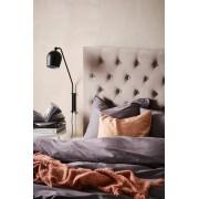 SKENE sänggavel 120 cm Ljusgrå