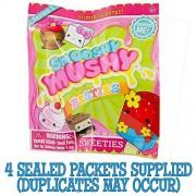 Smooshy Mushy Slow Rise Foam Besties - Sweets Blind Pack (4 Packs Supplied)