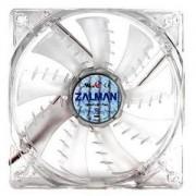 Oхладител за кутия ZALMAN ZM-F2 LED SF Син 92 мм, ZM-F2 LEDSF_VZ