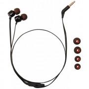 HEADPHONES, JBL T110 - слушалки с микрофон за iPhone, iPod, iPad и мобилни устройства, Черен