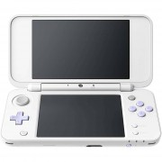 "Nintendo 2ds Xl Console Games 4,88"" Touchscreen Colore Bianco,Lavanda+tomadachi"