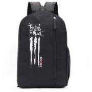 LeeRooy 18 inch Laptop Backpack(Black)
