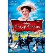 Mary Poppins:Julie Andrews,Dick van Dyke - Mary Poppins (DVD)