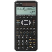 Sharp Kalkulator Scientific Box EL-W506X Czarny