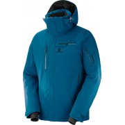 Salomon Brilliant Jacket M herrjacka Man MOROCCAN BLUE