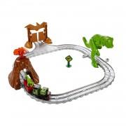 Fisher Price Thomas & Friends Circuito Parque De Dinosaurios Mattel