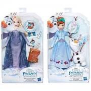 Кукла Дисни принцеси - Замръзналото кралство, Disney, налични 2 модела, 0340430