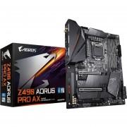 Tarjeta Madre GIGABYTE Z490 AORUS PRO AX 1200 DDR4 HDMI M.2