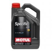 MOTUL Specific Dexos 2 5W-30 5L motorolaj