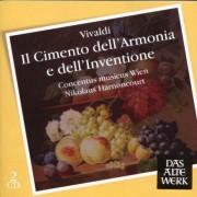 A. Vivaldi - Il Cimento Dell Armonia E (0825646905485) (2 CD)