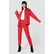 Cheap Monday Donna OD Red Jeans - Jeans - Red