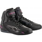 Alpinestars Stella Faster-3 Dámská obuv 39 40 Černá Růžový