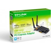 TP-Link Archer T6E, WLAN Dual Band Wireless PCIe